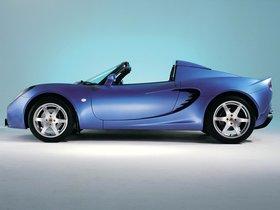 Ver foto 23 de Lotus Elise 2001