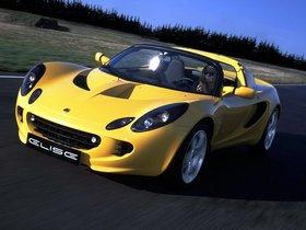 Ver foto 22 de Lotus Elise 2001