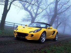 Ver foto 20 de Lotus Elise 2001