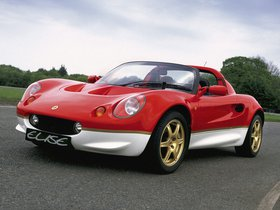 Ver foto 3 de Lotus Elise 49 1996