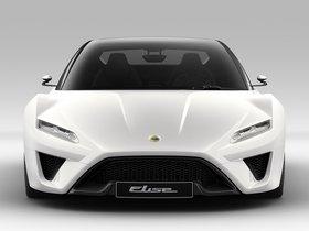 Ver foto 3 de Lotus Elise Concept 2010