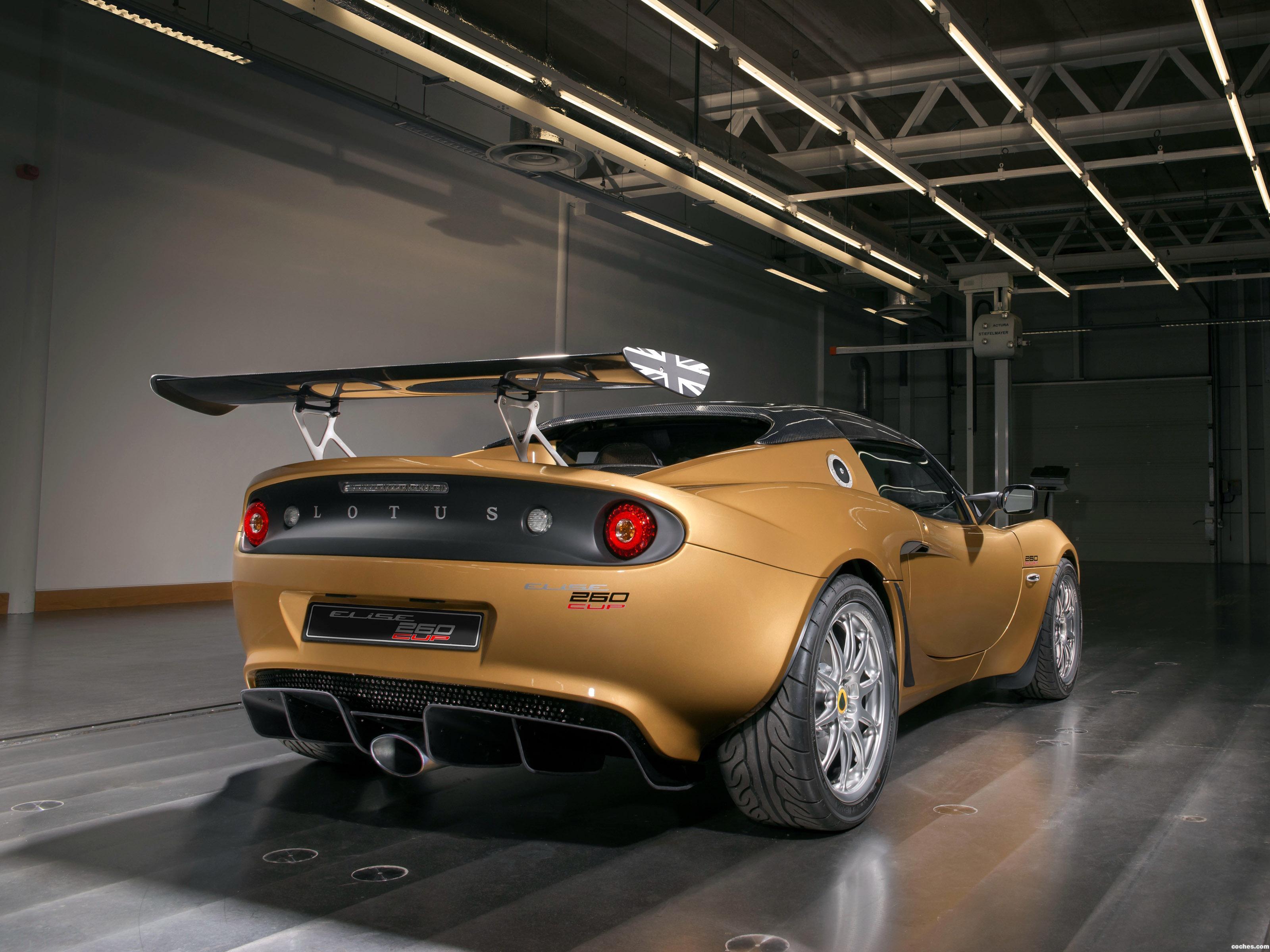 Foto 1 de Lotus Elise Cup 260 2017