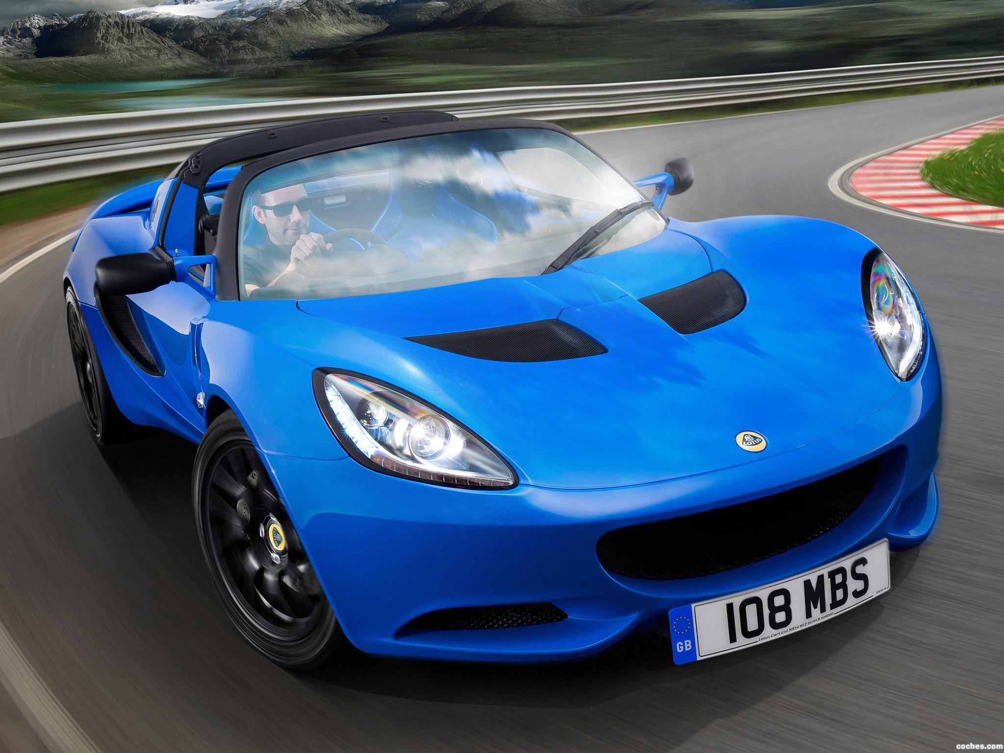 Foto 0 de Lotus Elise S Club Racer 2013