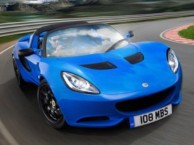 Fotos de Lotus Elise S Club Racer 2013