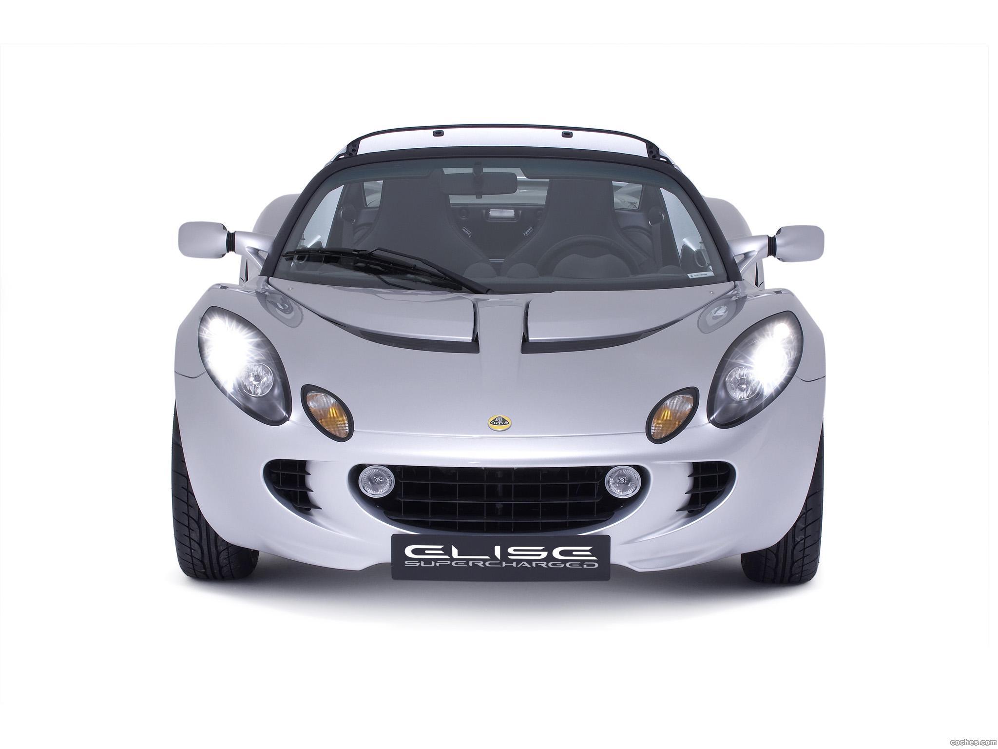 Foto 3 de Lotus Elise SC 2008