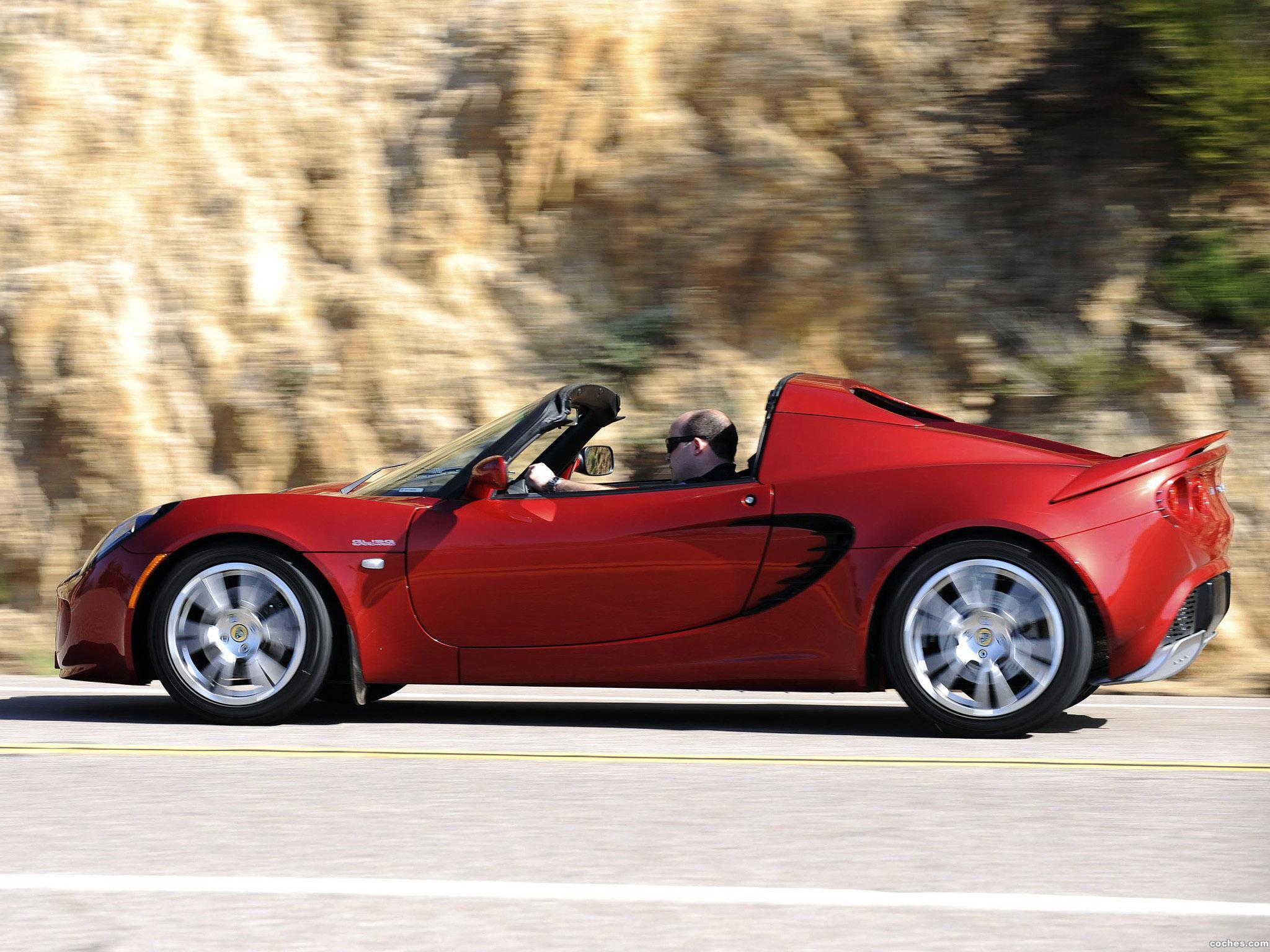 Foto 13 de Lotus Elise SC 2008