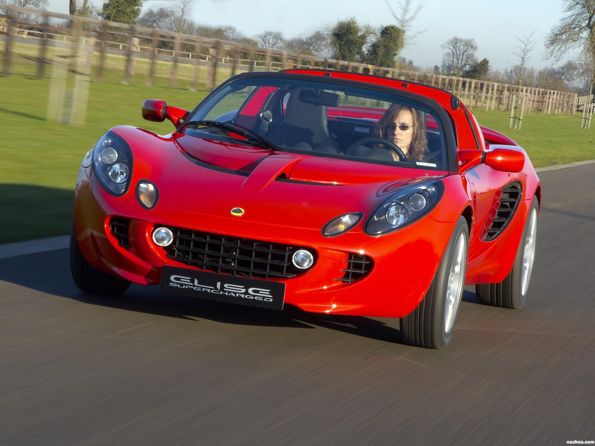 Foto 12 de Lotus Elise SC 2008