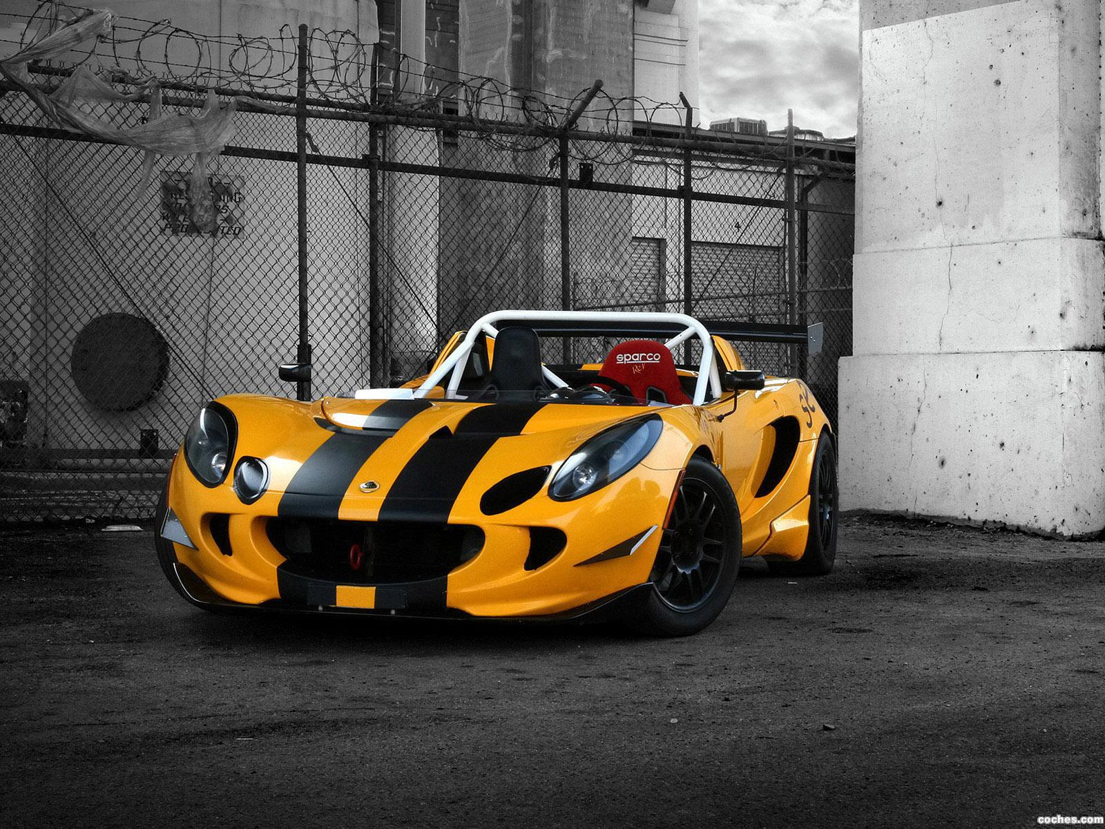 Foto 0 de Lotus Elise Spyder1 Custom 2005