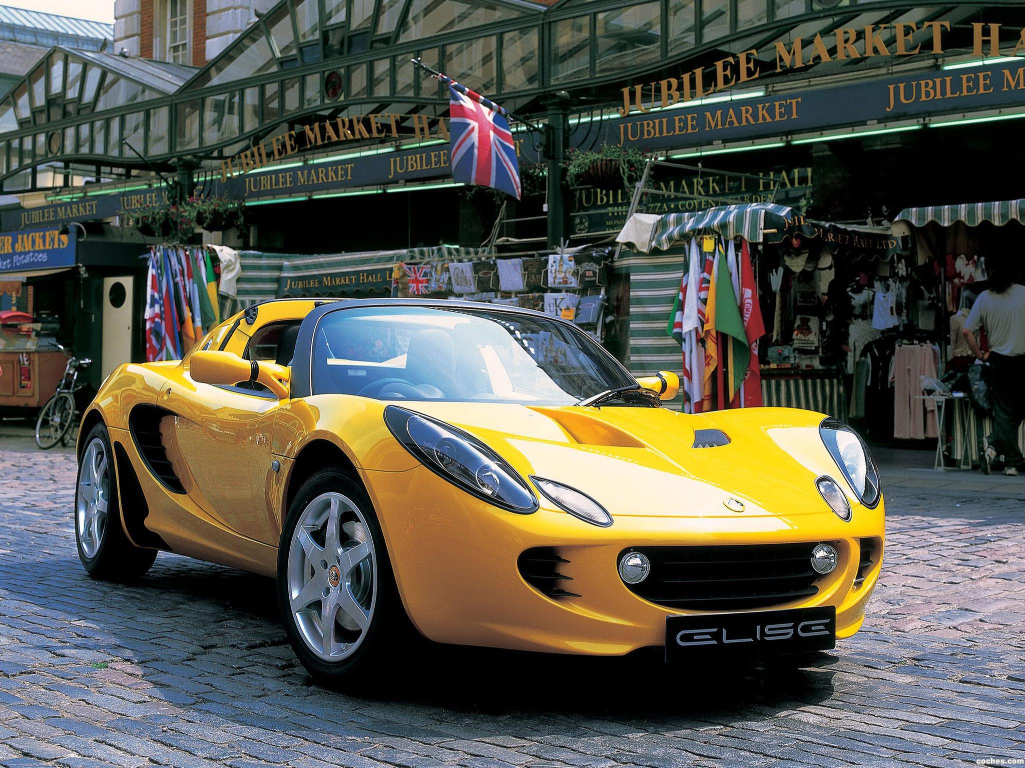 Foto 0 de Lotus Elise 2002