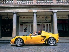 Ver foto 15 de Lotus Elise 2002