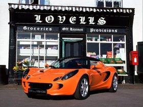 Ver foto 6 de Lotus Elise 2002