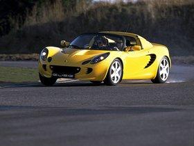 Ver foto 4 de Lotus Elise 2002