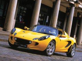 Ver foto 3 de Lotus Elise 2002