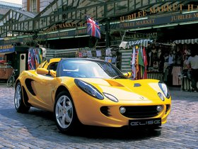 Fotos de Lotus Elise 2002