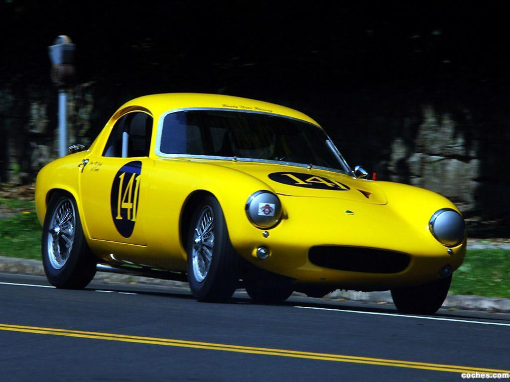Foto 0 de Lotus Elite 1957