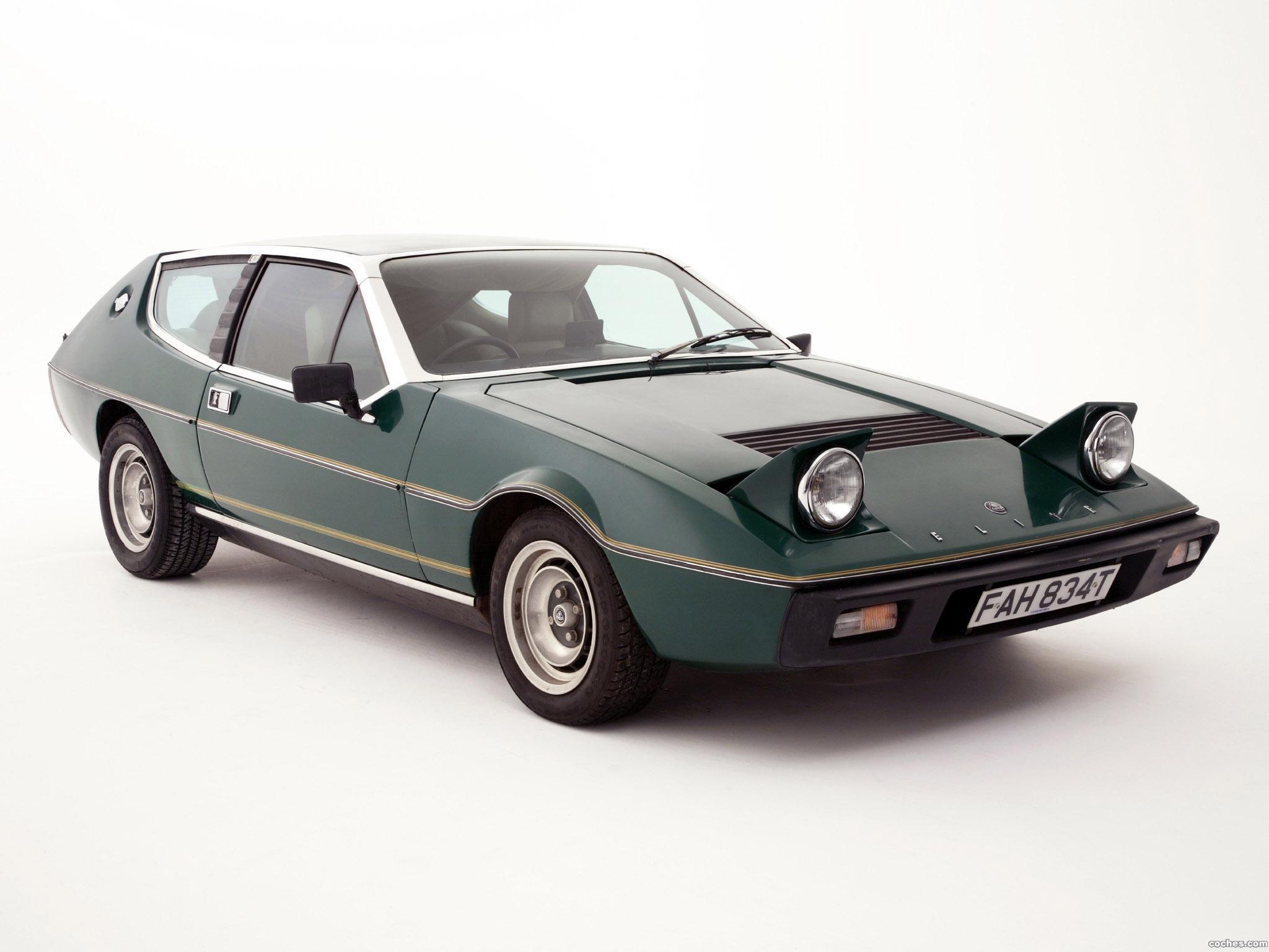 Foto 0 de Lotus Elite 1974