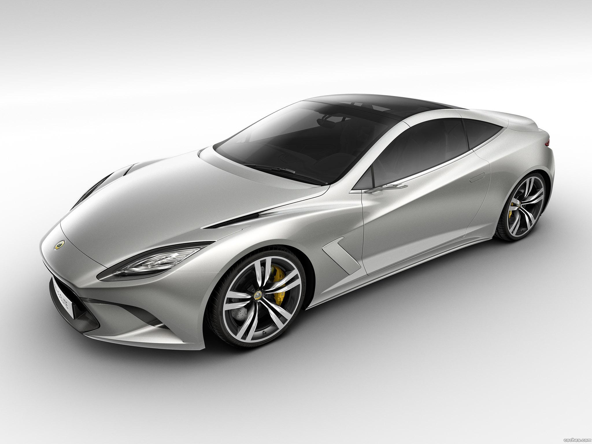 Foto 0 de Lotus Elite Concept 2010