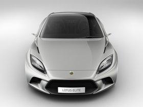 Ver foto 4 de Lotus Elite Concept 2010