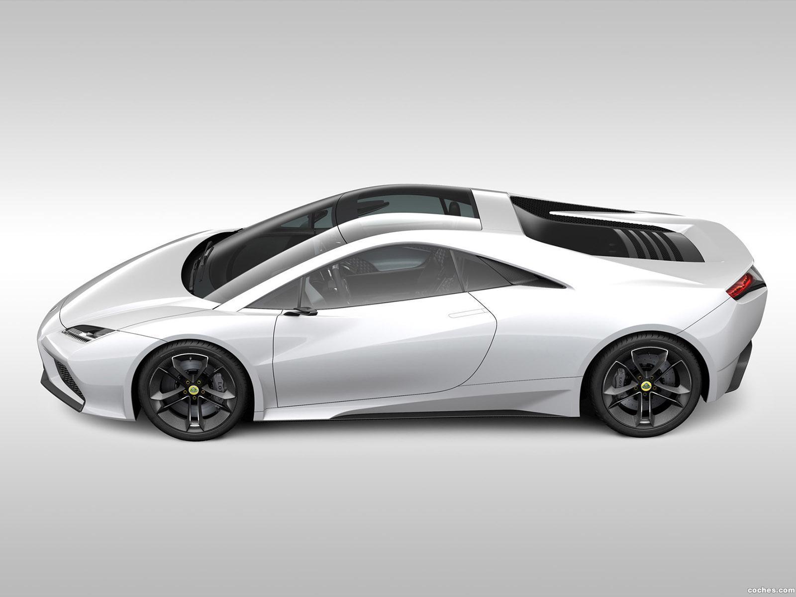 Foto 1 de Lotus Esprit Concept 2010
