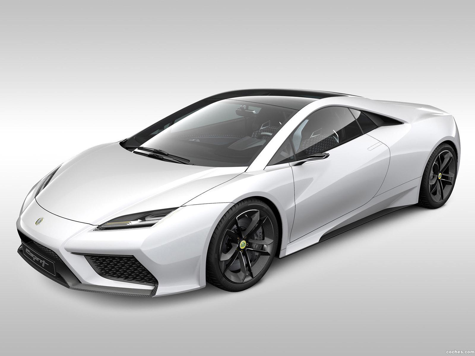 Foto 0 de Lotus Esprit Concept 2010