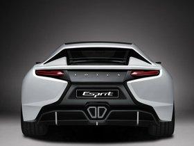 Ver foto 12 de Lotus Esprit Concept 2010