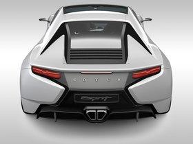 Ver foto 4 de Lotus Esprit Concept 2010