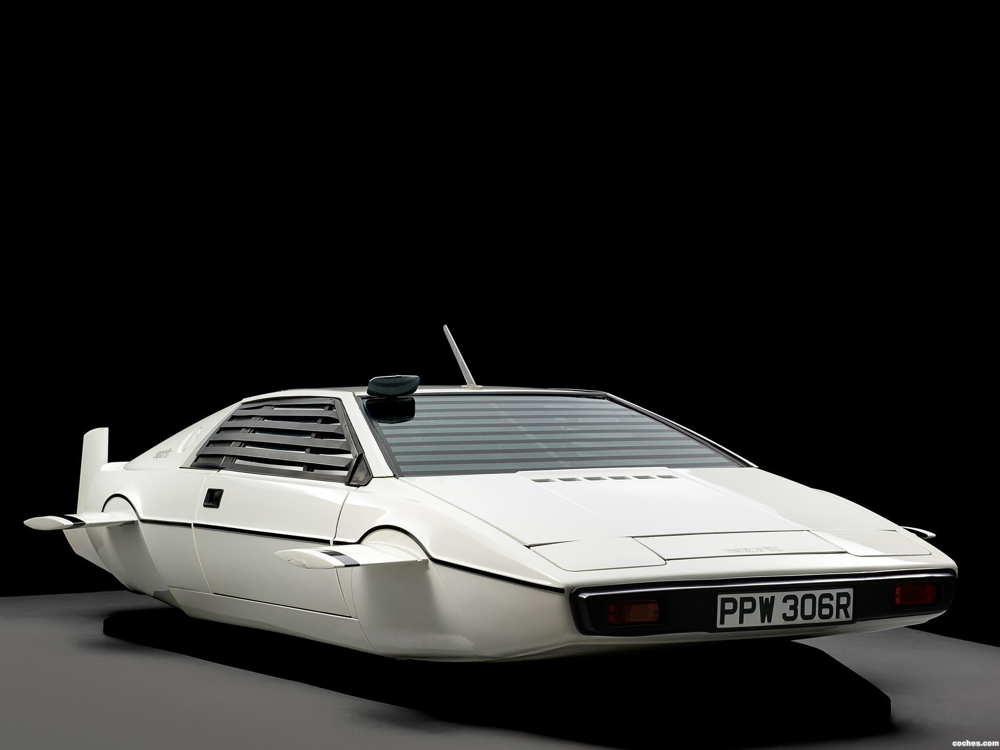 Foto 0 de Lotus Esprit James Bond 007 The Spy Who Loved Me 1977