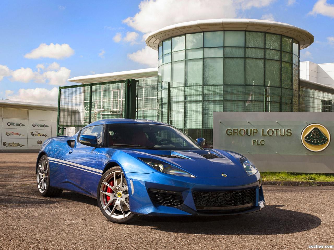 Foto 0 de Lotus Evora 400 Hethel Edition 2016
