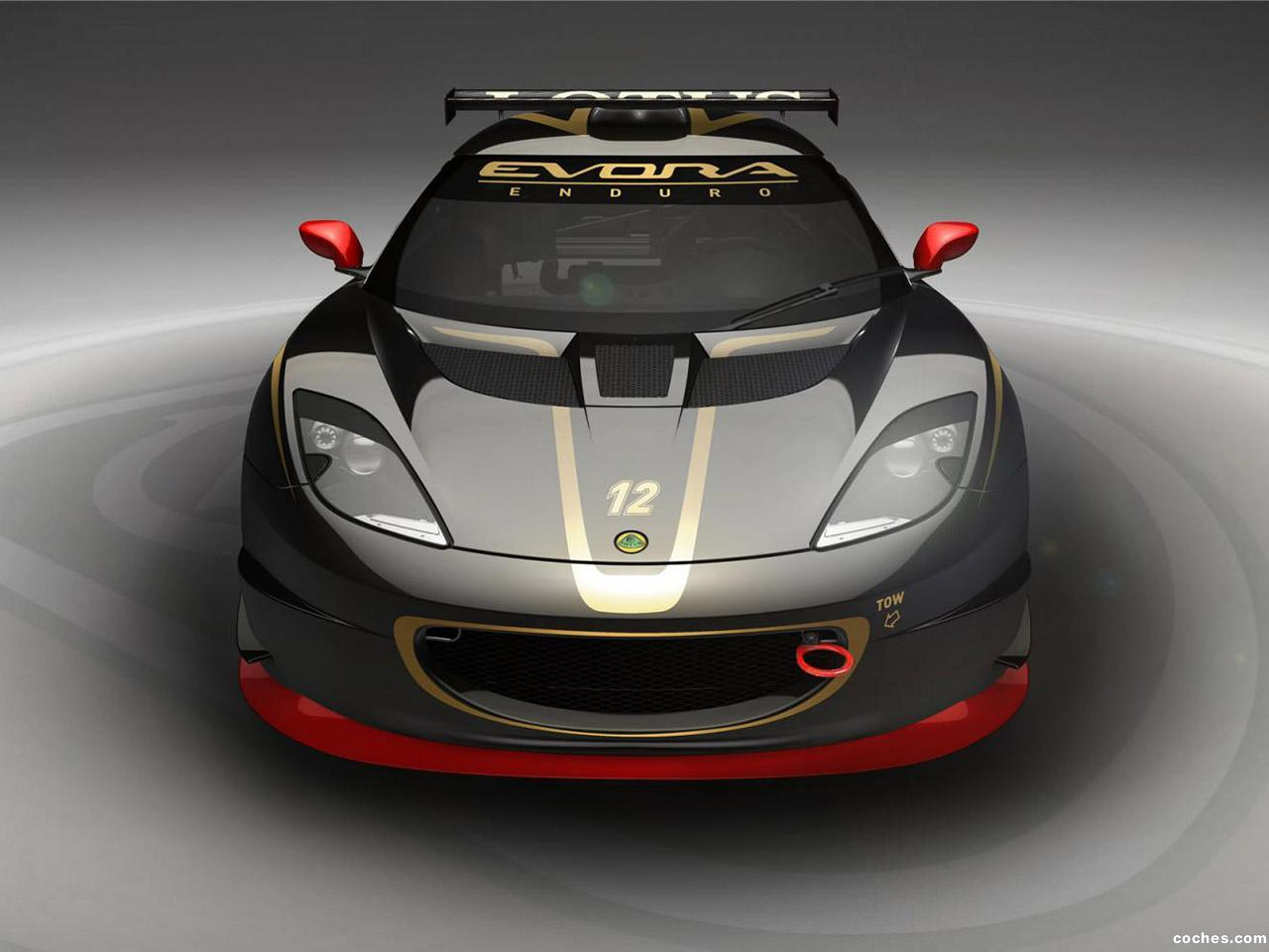 Foto 0 de Lotus Evora Enduro GT Concept 2011