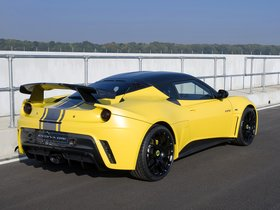 Ver foto 16 de Lotus Evora GTE Race Car 2011