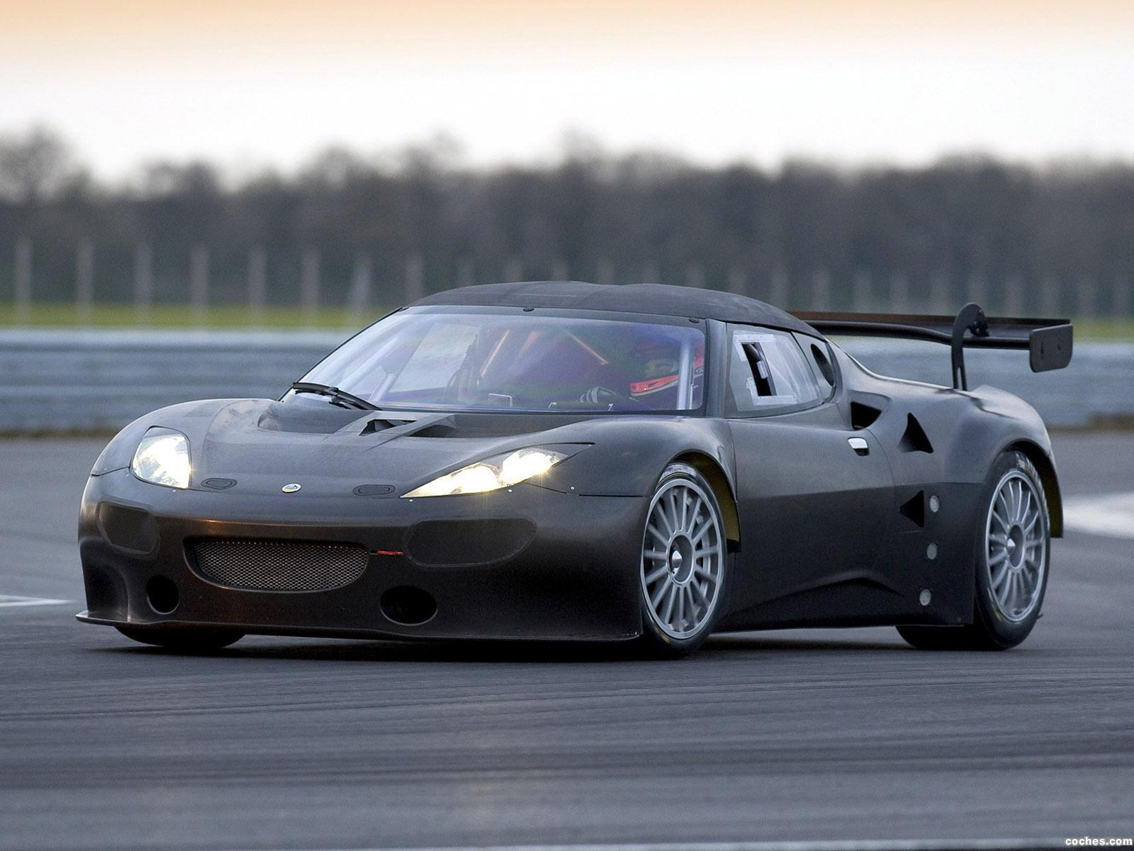 Foto 0 de Lotus Evora GTE Race Car 2011