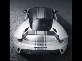 Ver foto 3 de Lotus Evora GTE Road Car Concept 2011