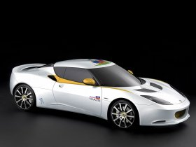 Fotos de Lotus Evora Naomi for Haiti 2010