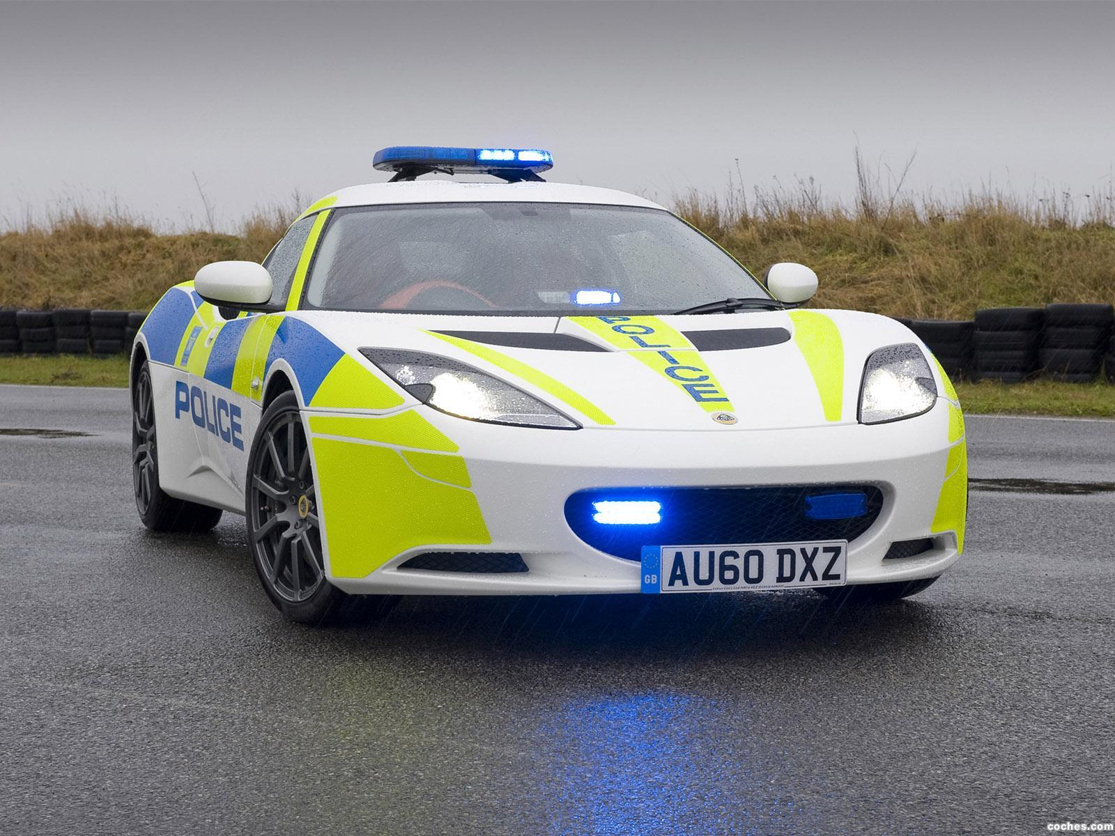 Foto 1 de Lotus Police 2010