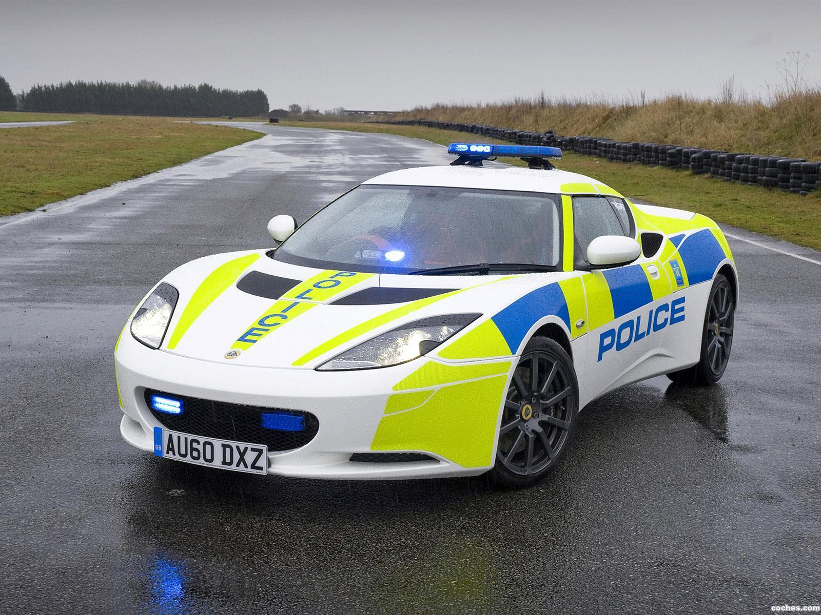 Foto 0 de Lotus Police 2010