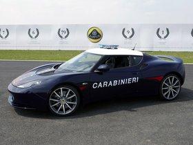 Ver foto 2 de Lotus Evora S Carabinieri 2011