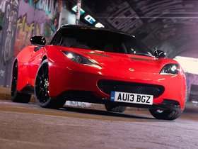 Ver foto 10 de Lotus Evora S Sports Racer UK 2013