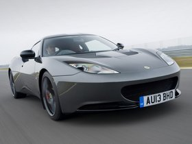 Fotos de Lotus Evora S Sports Racer UK 2013