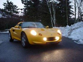 Ver foto 1 de Lotus Exige 1998