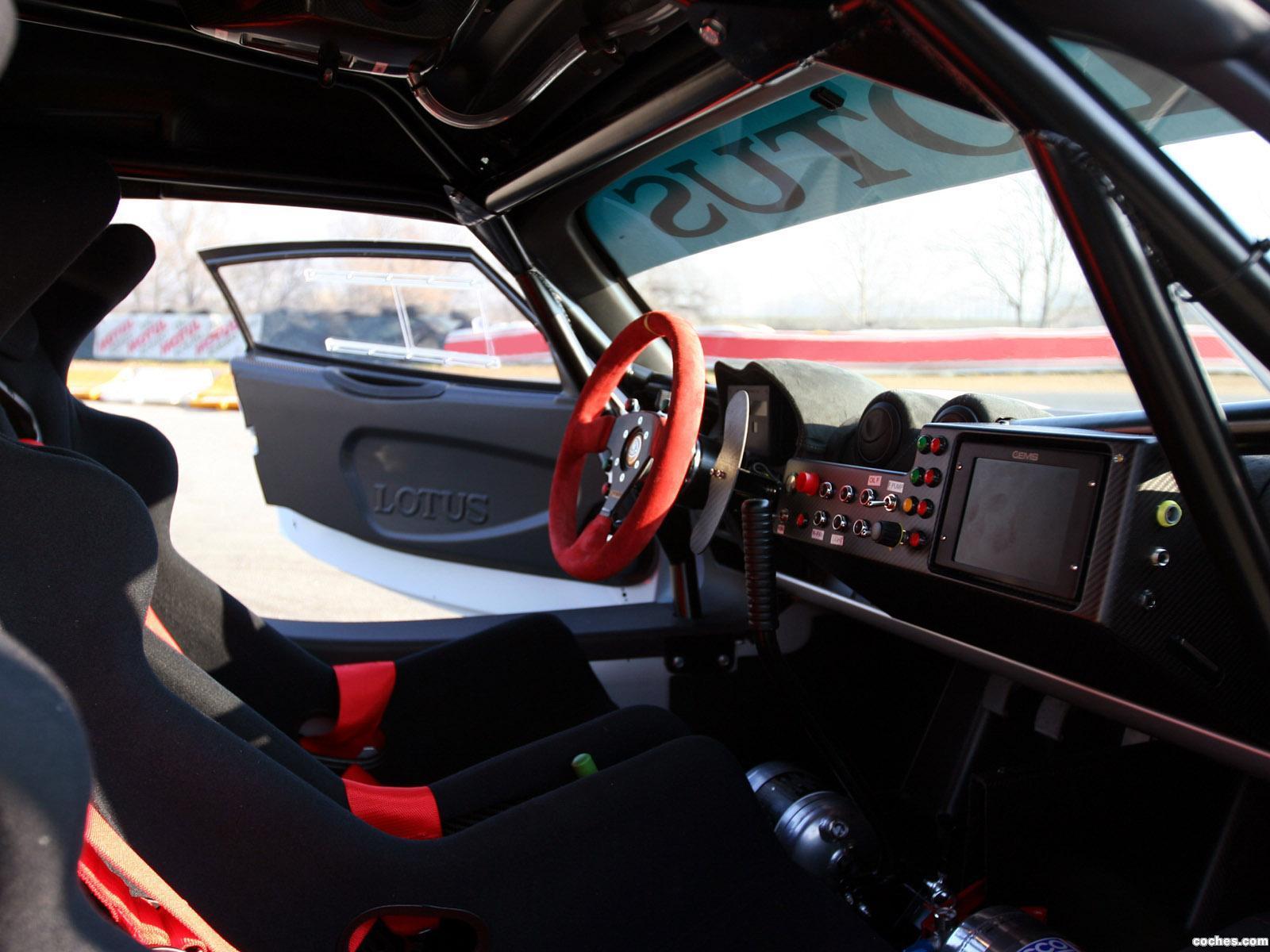 Foto 4 de Lotus Exige R GT 2011