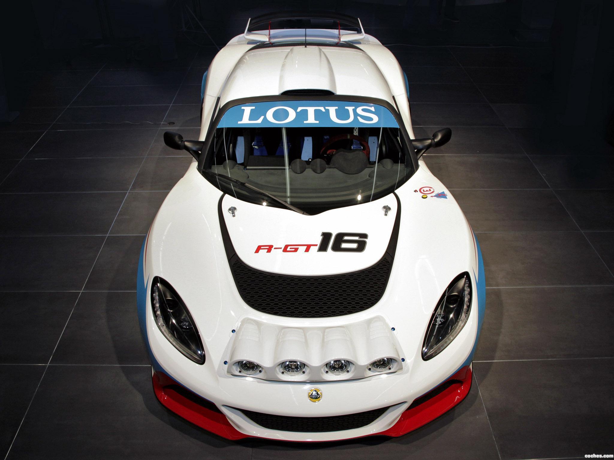 Foto 3 de Lotus Exige R GT 2011