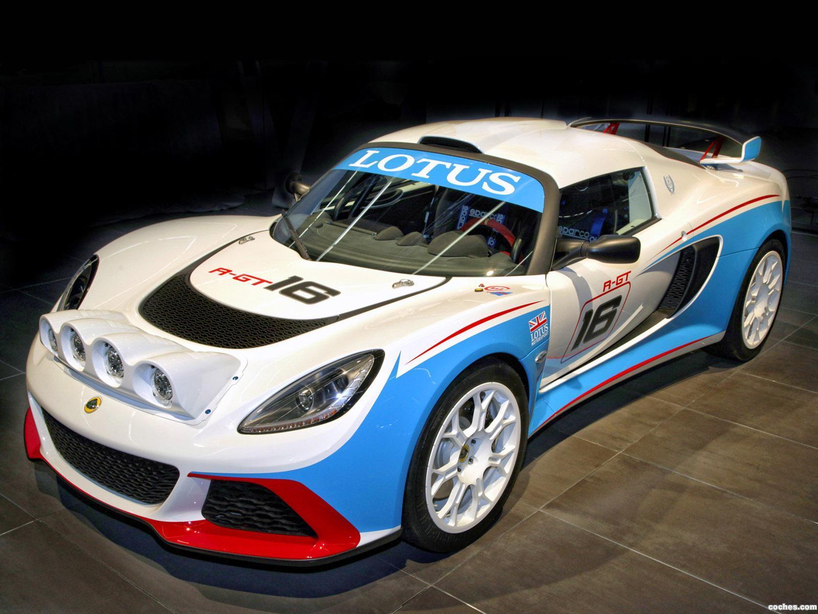 Foto 2 de Lotus Exige R GT 2011