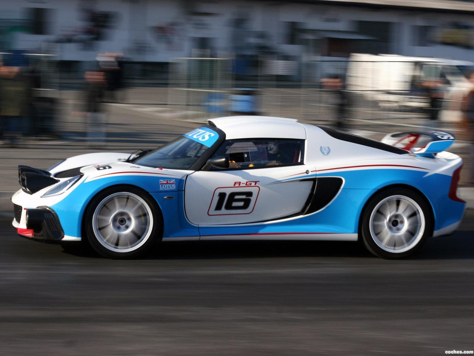 Foto 1 de Lotus Exige R GT 2011