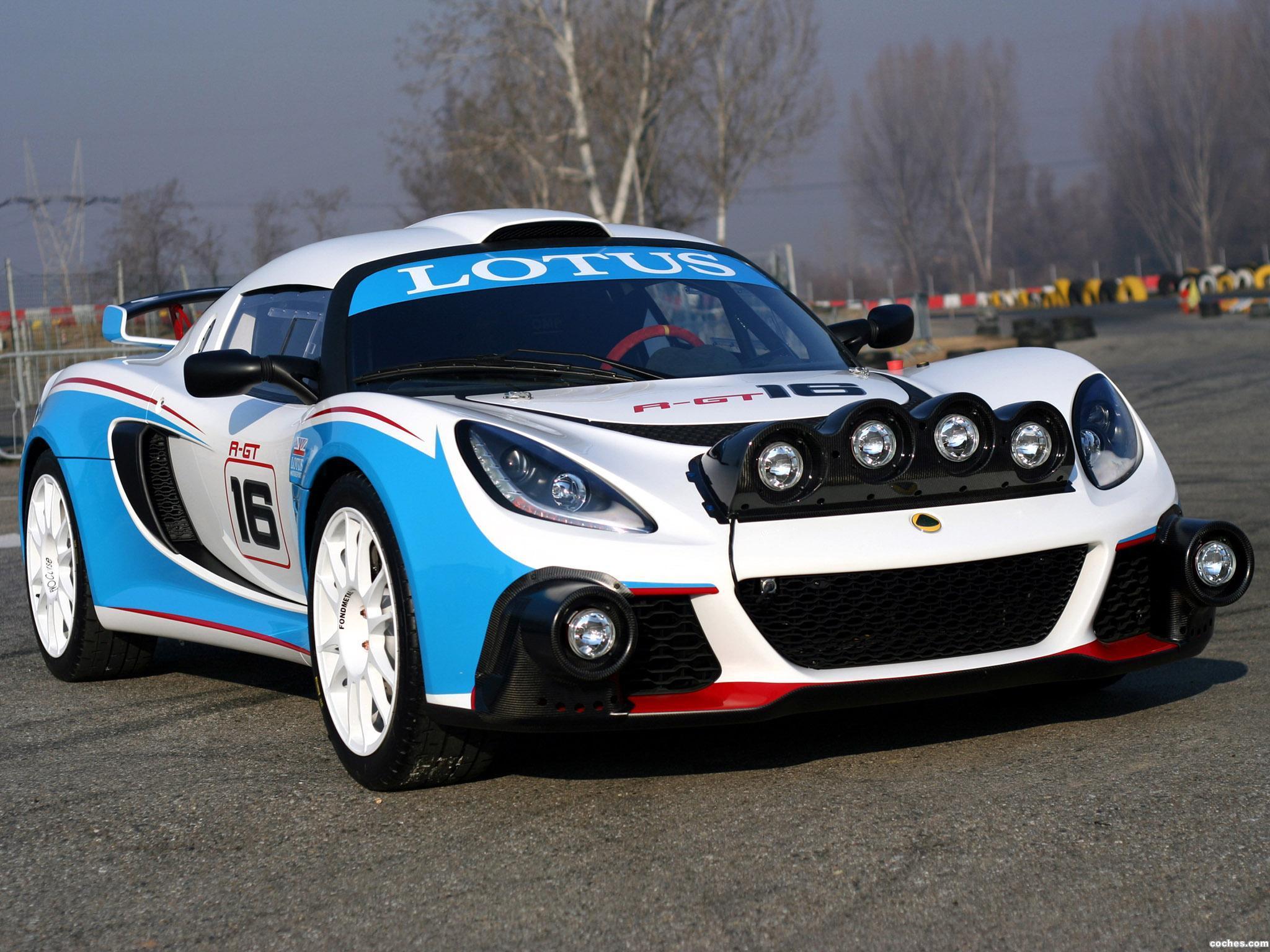 Foto 0 de Lotus Exige R GT 2011