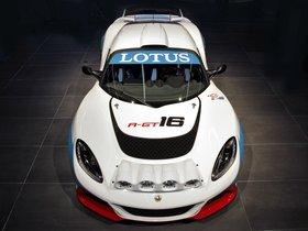 Ver foto 4 de Lotus Exige R GT 2011