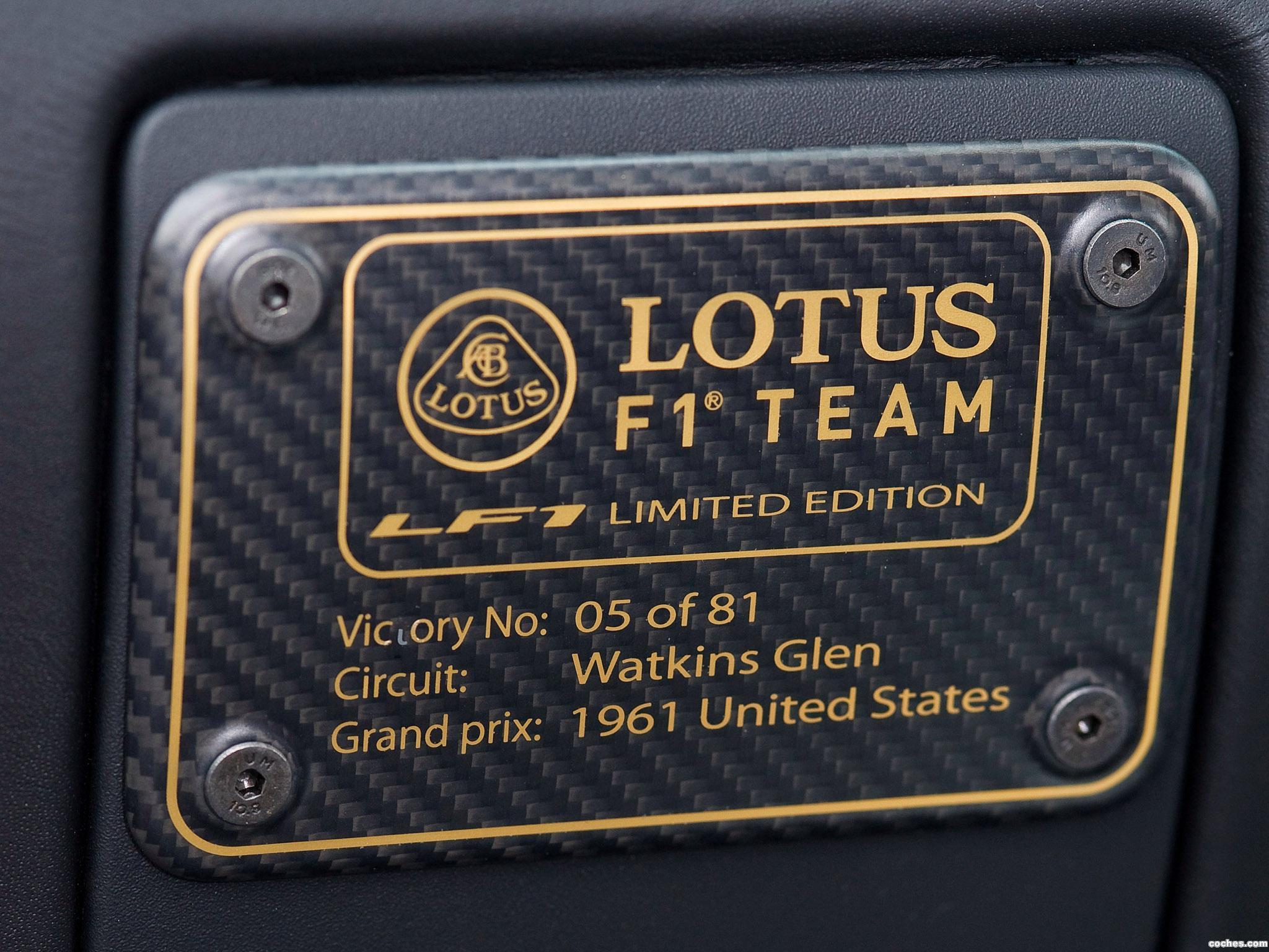 Foto 7 de Lotus Exige S LF1 2014