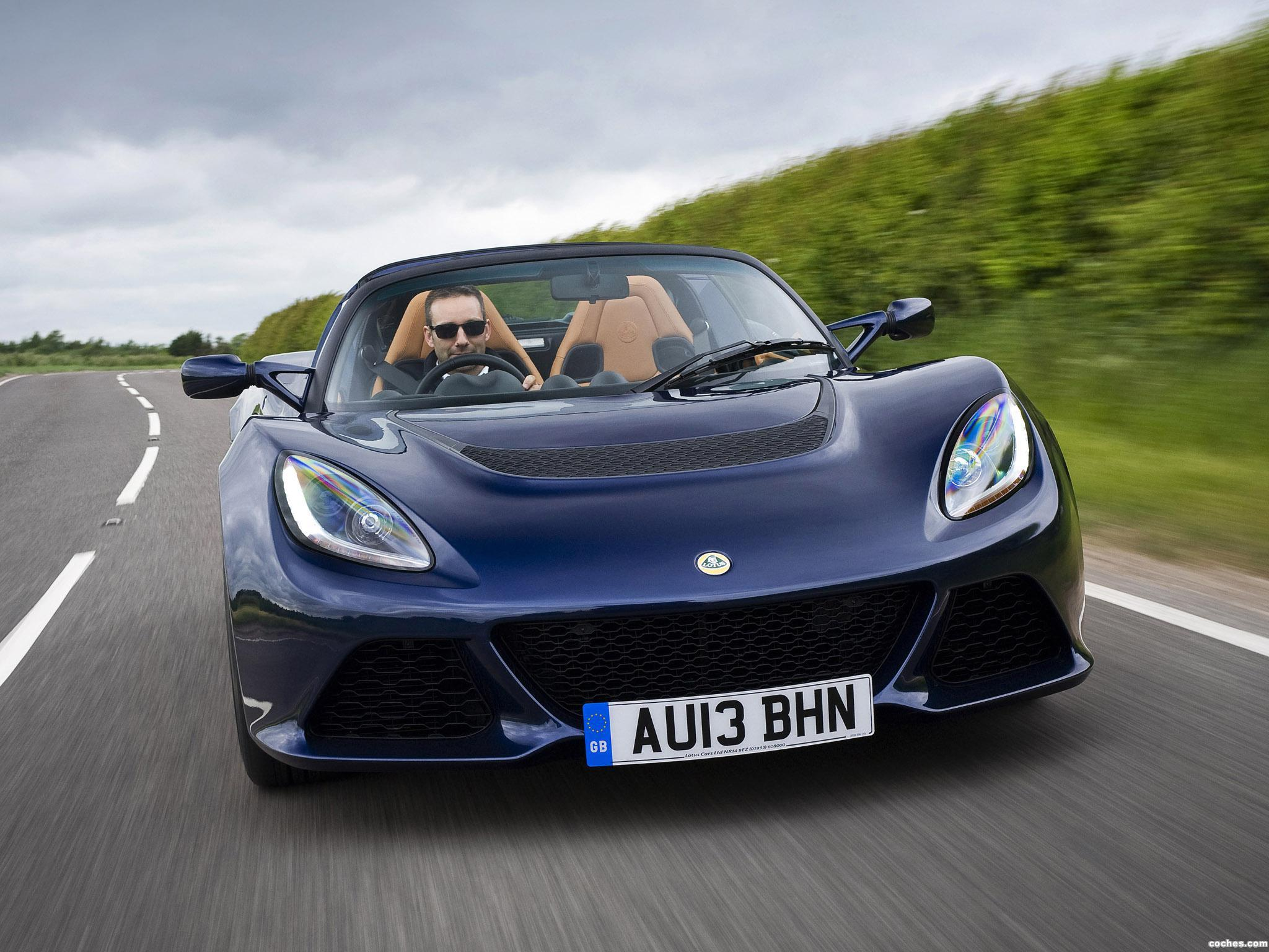 Foto 0 de Lotus Exige S Roadster UK 2013
