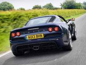 Ver foto 7 de Lotus Exige S Roadster UK 2013