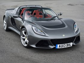 Ver foto 5 de Lotus Exige S Roadster UK 2013