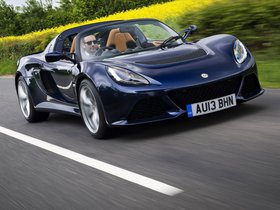 Ver foto 23 de Lotus Exige S Roadster UK 2013